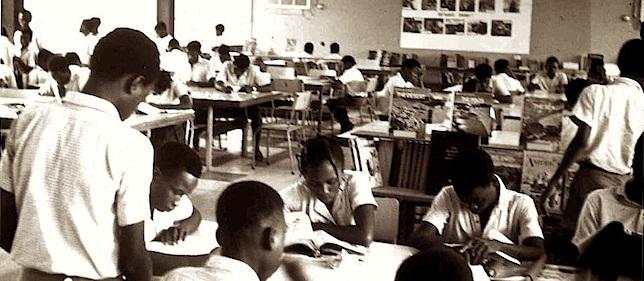 Comprehensive High School Aiyetoro. 1960s