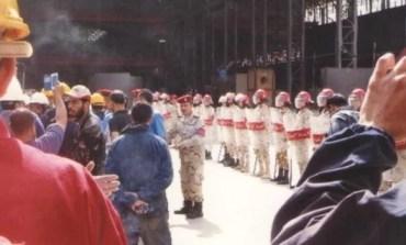 Egipto: ¡Libertad a los trabajadores de los astilleros de Alejandría detenidos injustamente!