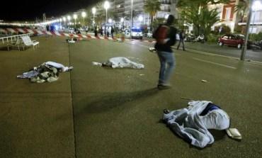 Repudiamos os atentados em Nice