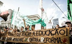 18 de outubro: Dia nacional de luta dos secundaristas contra a reforma do Ensino Médio