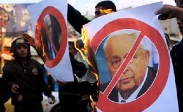 Ariel Sharon, o açougueiro
