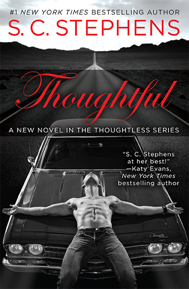 Cover Reveal * THOUGHTFUL by S.C. Stephens
