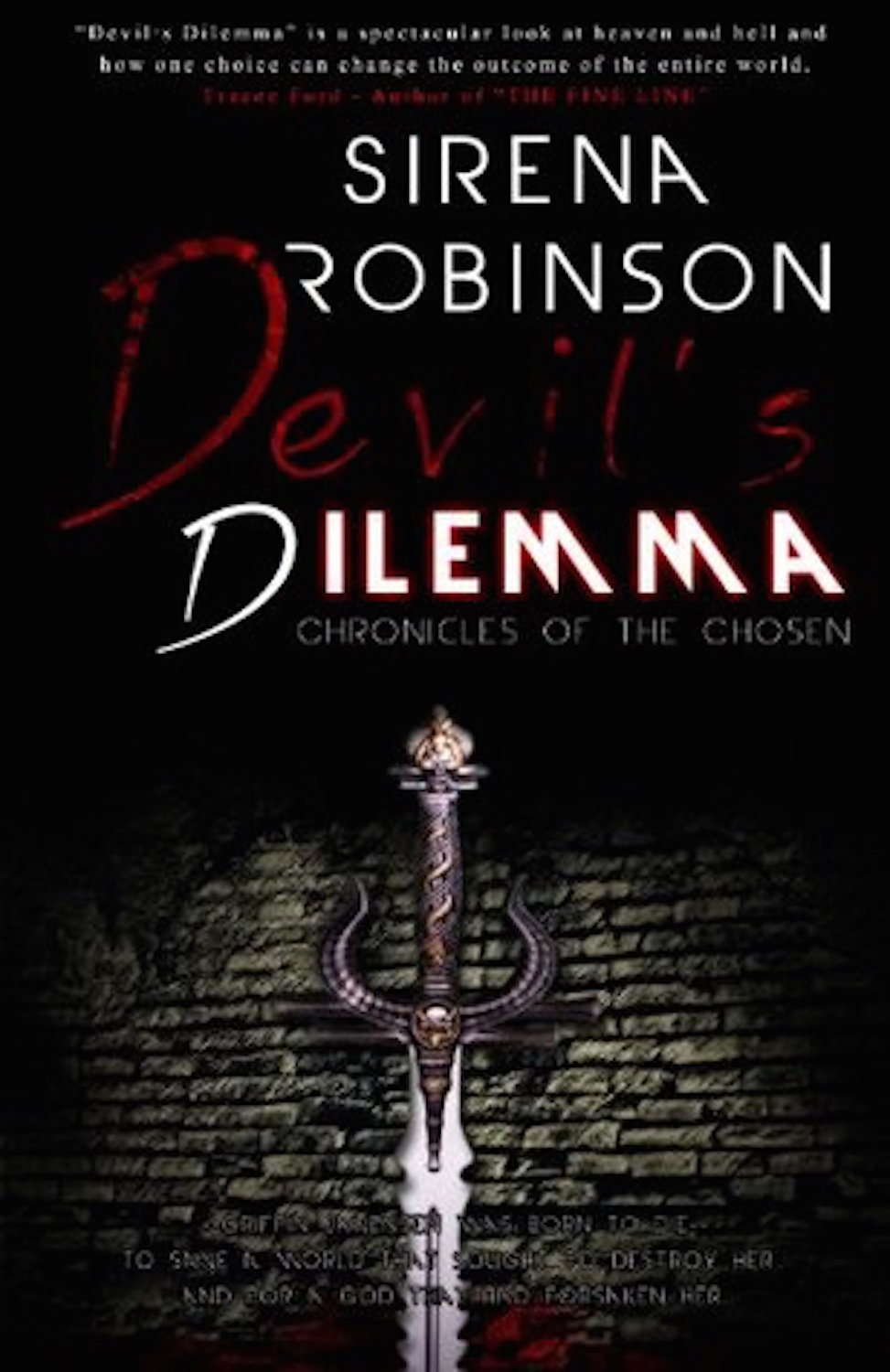 Devil's Dilemma by Sirena Robinson