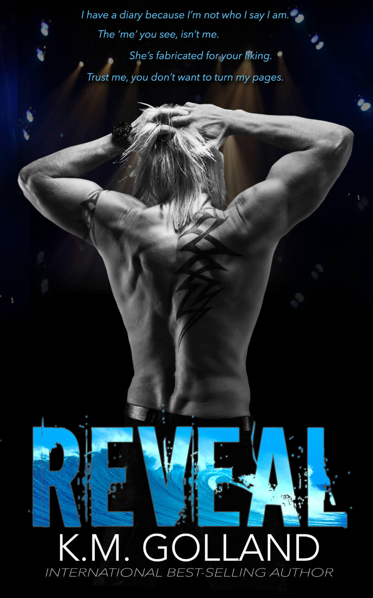 Reveal by K.M. Golland