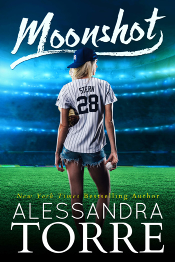 Moonshot by Alessandra Torre * Cover Reveal