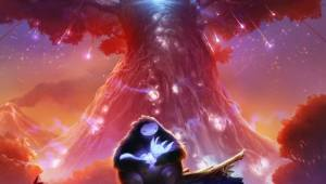 Capa do jogo Ori and the Blind Forest