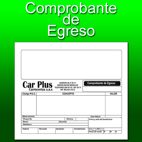 Comprobante de egreso for Piso wordreference