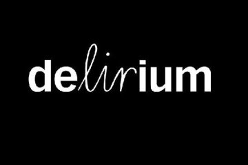 logo delirium reversed