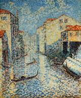 Henri-Edmond-Cross-XX-A-Venetian-Canal-1903-1905