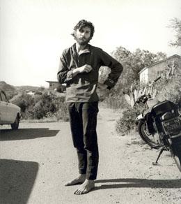 Wallace Berman- George Herms, Topanga Canyon, 1965