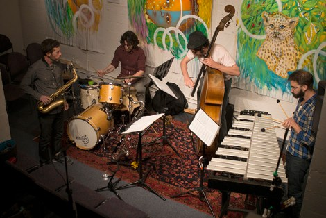 Sound Quartet by Gianna Badiali