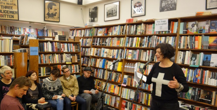 DAPHNE GOTTLIEB: on Aiming Higher and Showing You the Blade of a Rib