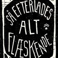 En tunge mellem krig og digt - Mikkel Brixvold SÅ EFTERLADES ALT FLÆSKENDE