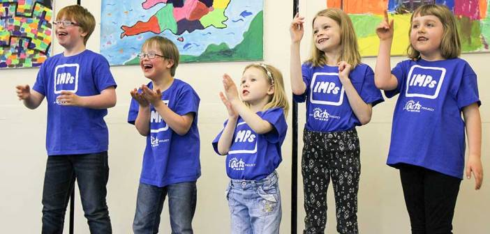 Junior IMPS: A new music class for 5 to 10 year olds in York