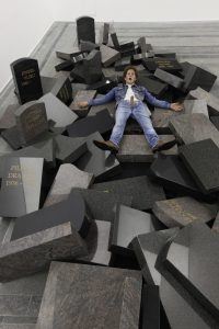 Jan Fabre - Fountain of the World as a Young Artist, 2008