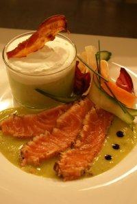 salmon tataki