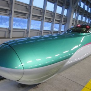 LOVE AT FIRST RIDE - HAYABUSA SHINKANSEN