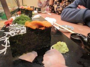 sushi dinner ueno tokyo 5