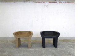 curial chair
