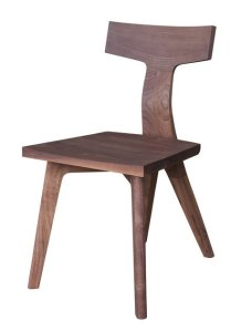 colombo cut-out chair