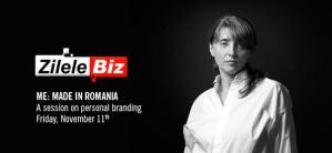 aneta bogdan media and marketing day at zilele biz 2011