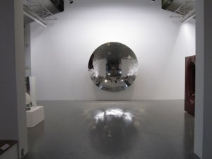 1 million euro worth of anish kapoor art in a tiny ueno gallery
