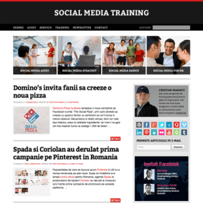 SOCIAL MEDIA TRAINING'S NEW GUEST BLOGGER