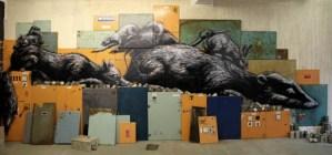 mural rats roa