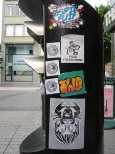 kortrijk street art