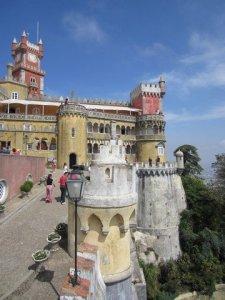 portugal sintra pena castle 3