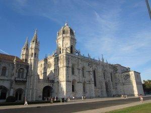 lisbon belem jeronimos monastery