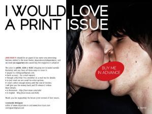 love issue 7 print