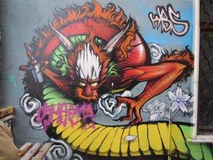 veliko tarnovo street art 20