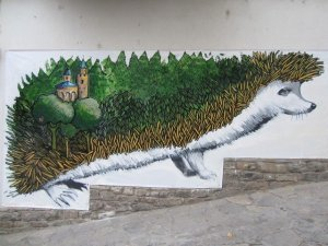veliko tarnovo street art 34