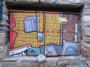 veliko tarnovo street art 35