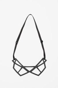 cut out necklace cos