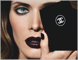 chanel lipstick beauty routine