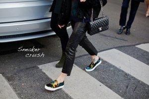 celine slip on vans the sneaker trend