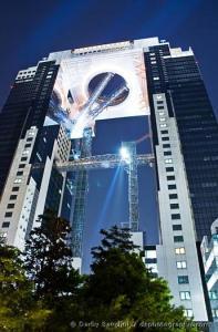 umeda sky building top 10 osaka