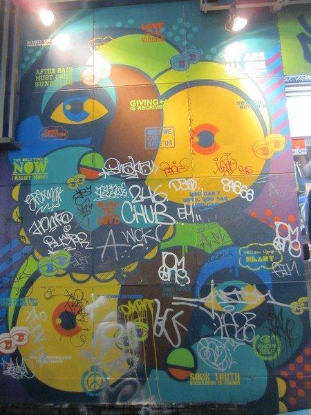 street art tokyo chase