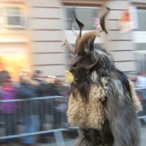KRAMPUS IN GRAZ