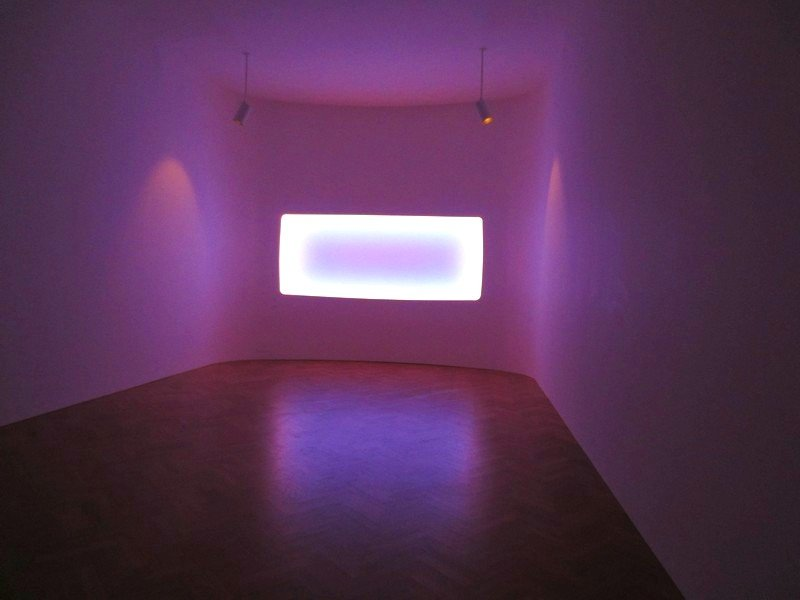 james turrell in pace gallery 4