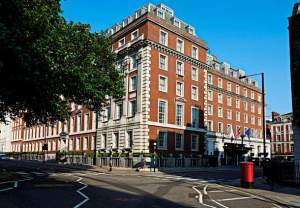 marriott grosvenor square x
