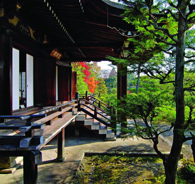 my review of houses and gardens in kyoto 2