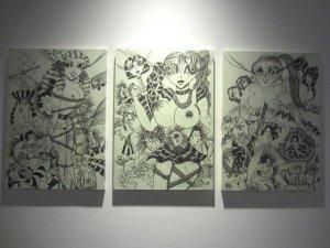 cluster of art galleries in tokyo 5