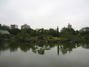 kiyosumi gardens in tokyo 10
