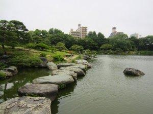 kiyosumi gardens in tokyo 14