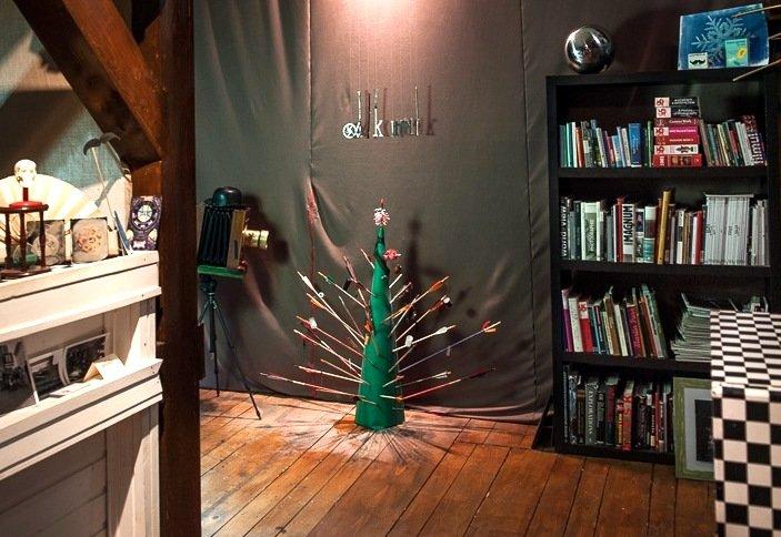 alternative christmas tree by allkimik 1