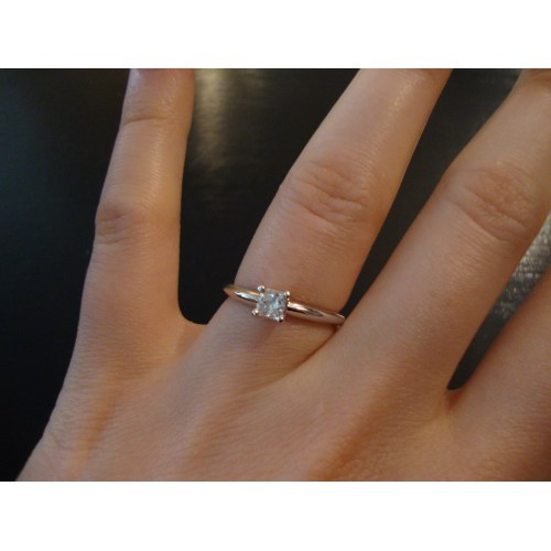 Medium Crop Of Engagement Ring Finger