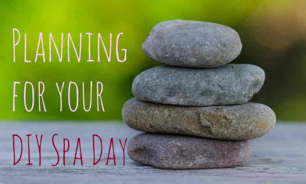 The key to a perfect DIY Spa Day is preparation, so here's how I am prepared for a relaxing evening